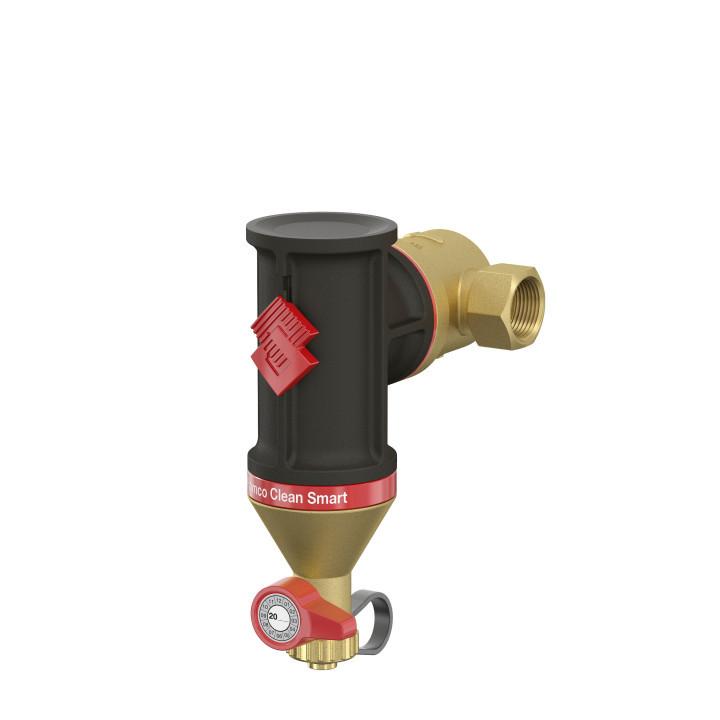 Separator zanieczyszczeń i osadu flamco clean smart 30021